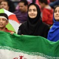 Iran supporters Asian Cup Iraq Australia