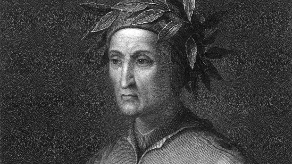 """The Italian poet Dante Alighieri (1265-1321) is best known for his epic poem, the """"Divine Comedy."""""""
