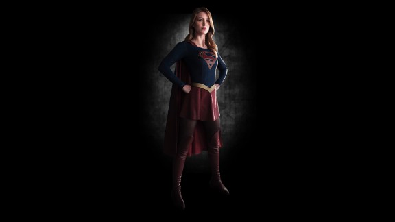 """The United States of Geekdom has been eagerly anticipating """"Supergirl,"""" starring Melissa Benoist."""