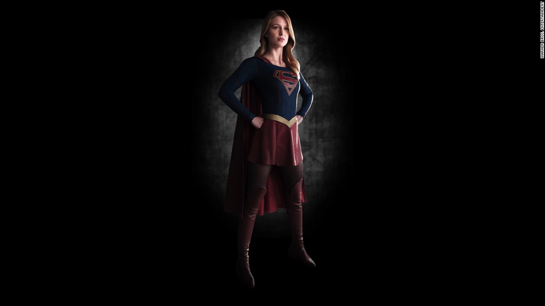 Benoist scored the role of Supergirl in the hit CBS series.