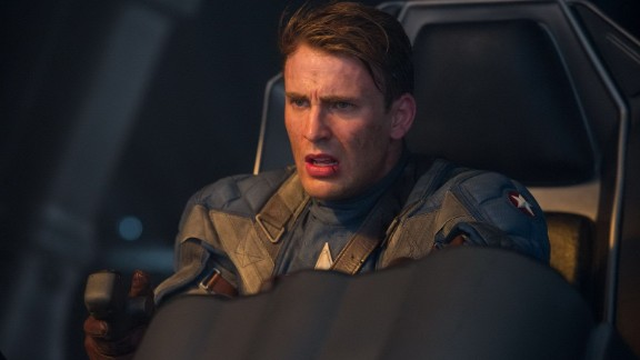 "Chris Evans, who first donned red, white and blue for 2011's ""Captain America: The First Avenger,"" continued his fight against evil in 2012's ""The Avengers"" and 2014's ""Captain America: The Winter Soldier."" He reprised his role in ""Avengers: Age of Ultron,"" ""Captain America: Civil War"" and ""Avengers: Infinity War."""