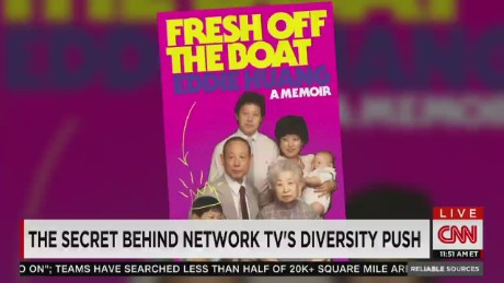 """Fresh Off the Boat"" Author Eddie Huang on the TV show_00021129"