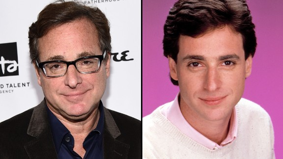 "After playing Danny Tanner, Bob Saget channeled another widowed father on ""Raising Dad."" He hosted ""America"
