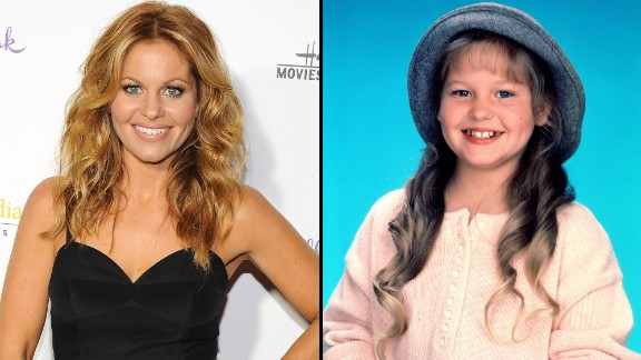Candace Cameron Bure, aka DJ Tanner, went on to play Summer Van Horne on ABC Family