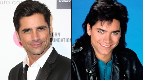 "After playing Jesse Katsopolis, John Stamos went on to play Dr. Tony Gates on ""ER,"" and appear in ""Glee"