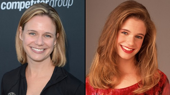 Andrea Barber retired from acting shortly after playing DJ's best friend, Kimmy Gibbler. But she came out of retirement to reprise the role in a sketch with Dave Coulier. She now stars in the Netflix reboot.
