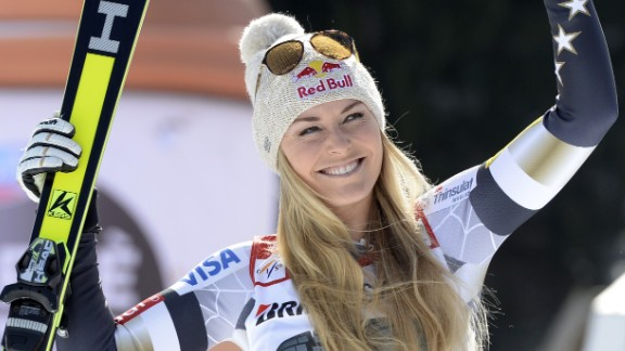 She hopes to compete in the giant slalom at Aspen on November 28 after recovering from injury.