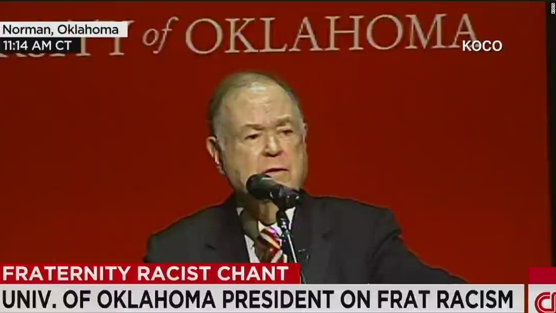 What S Next For The University Of Oklahoma Cnn