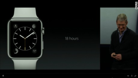 More details on anticipated Apple Watch
