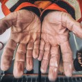 volvo ocean race hands