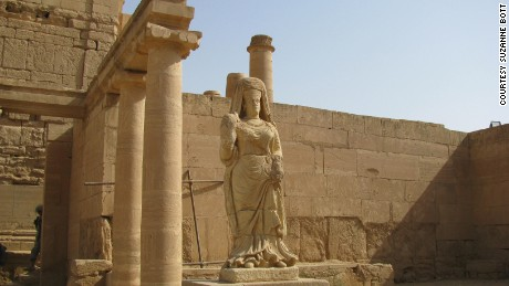 Why does ISIS destroy antiquities?