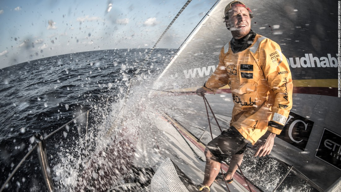 Launched in 1973, the Volvo Ocean Race is one of the toughest sporting competitions in the world, claiming three lives in the first year alone.