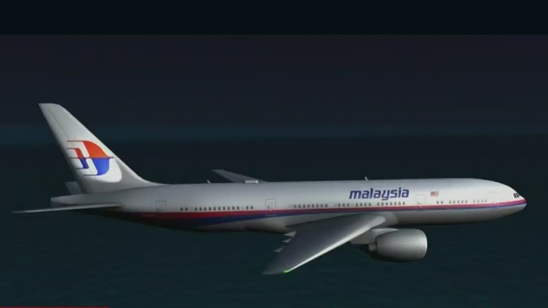 Report: Malaysian Airways' black box battery dead