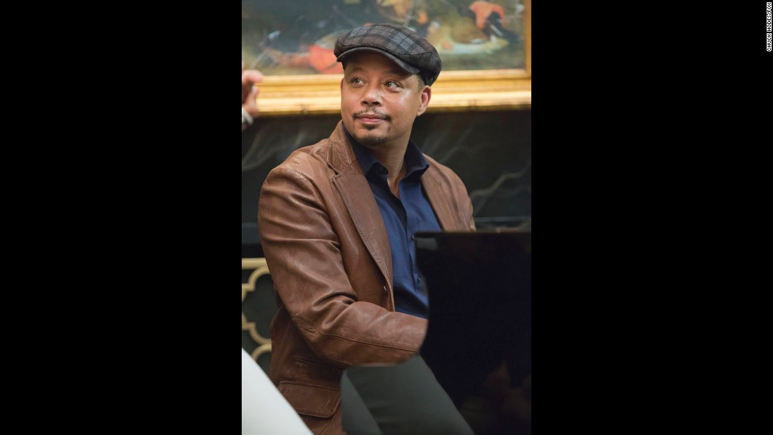 Terrence Howard portrays family patriarch Lucious Lyon. Lucious is the head of his family record label, founded on illegal money from his and Cookie's days as drug dealers. In season one he was told had ALS which caused him to contemplate which of his sons should carry on the family business.