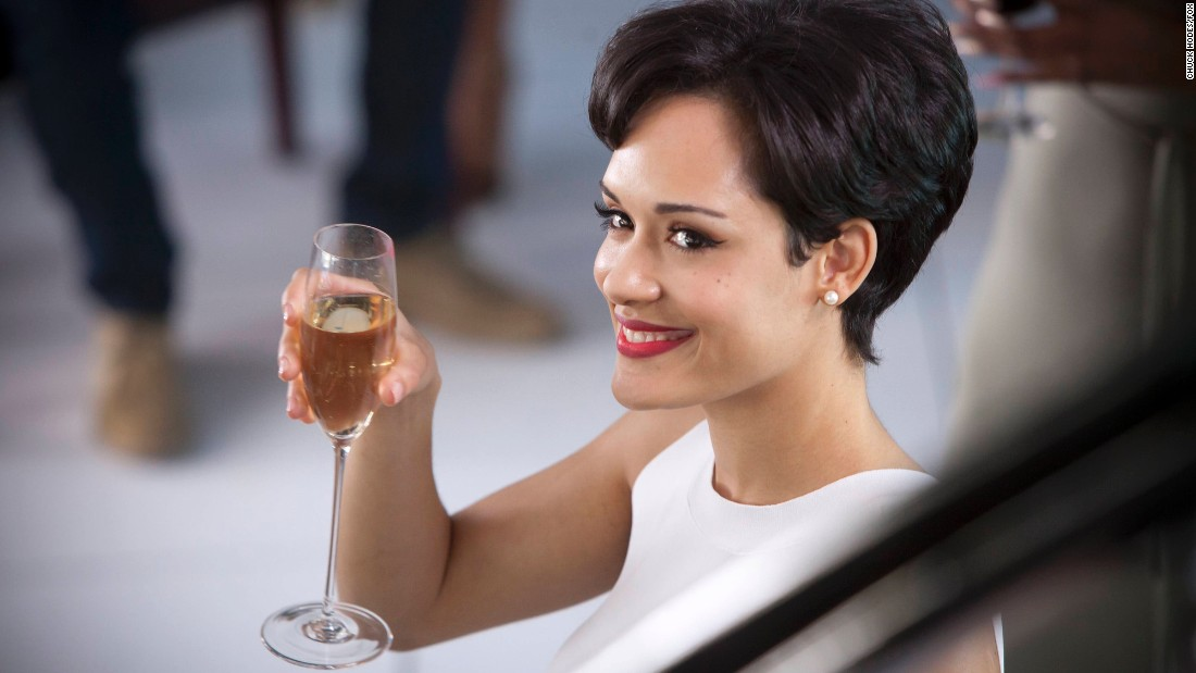 Grace Gealey portrays Anika Calhoun, who began season one as Lucious' fiancée and the head of Empire Entertainment A&R division. She and Cookie often butt heads.