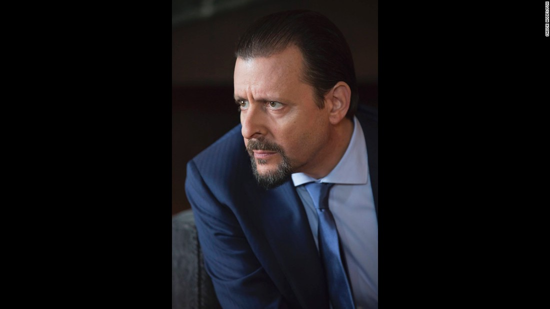 Judd Nelson plays Billy Beretti, Lucious' archenemy and head of a rival record label. He's menacing and has a grudge against Lucious.