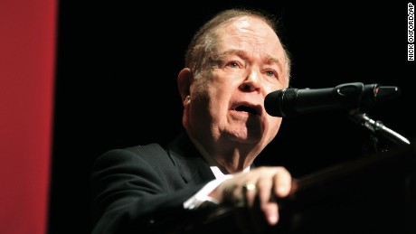 University of Oklahoma President David Boren