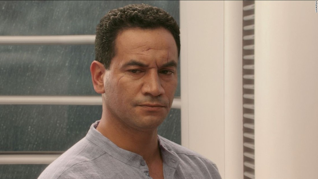 "Temuera Morrison, who is of partial Maori descent, played Bounty Hunter Boba Fett in ""Attack of the Clones"" and Commander Cody in ""Revenge of the Sith."""