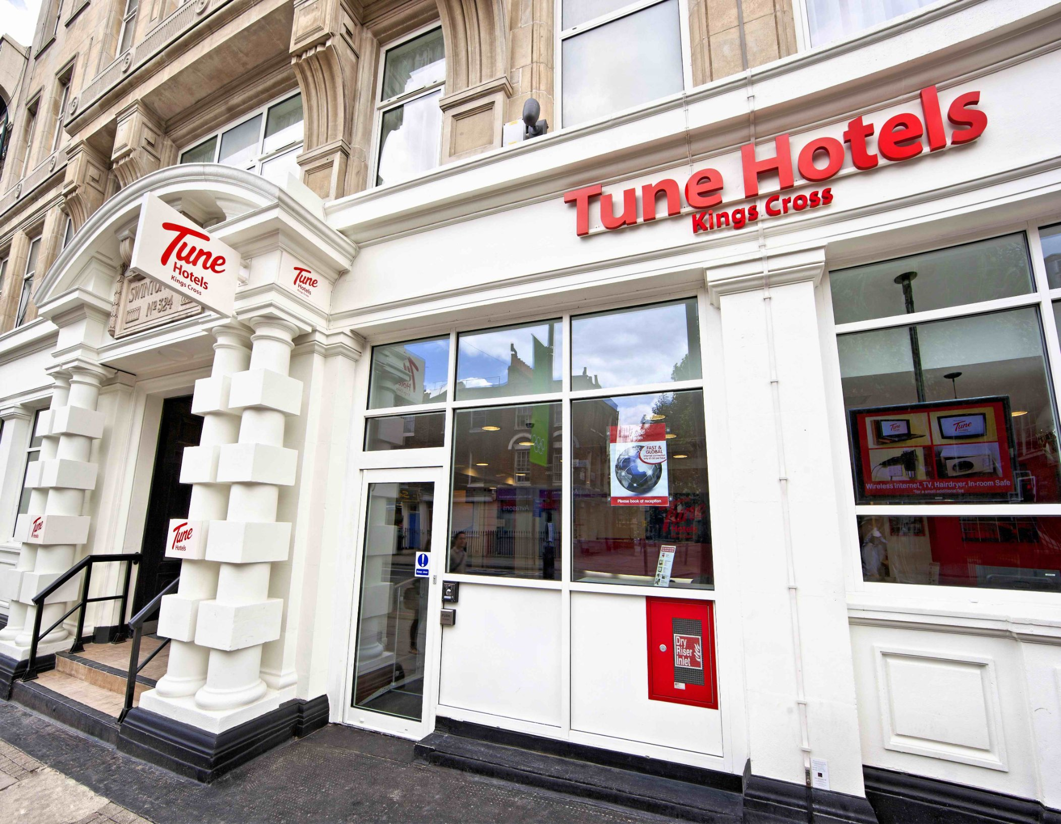 What S Up With All The Strange Hotel Names Cnn Travel