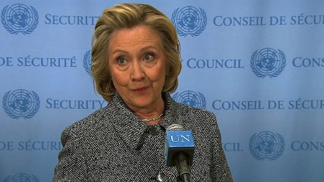 Clinton on email: 'I opted for convenience'