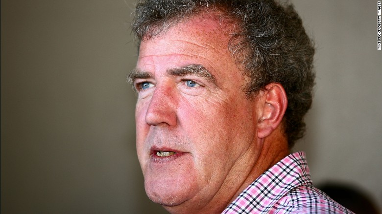 Top Gear star suspended for 'fracas'