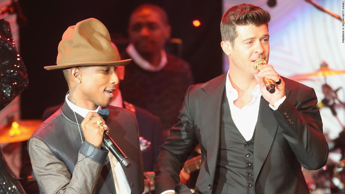 Pharrell explains how 'Blurred Lines' controversy helped him realize 'we live in a chauvinist culture'