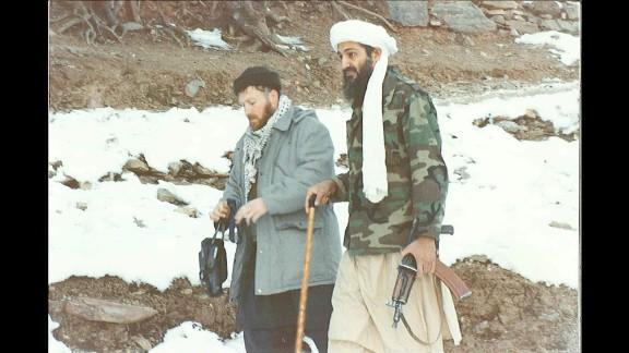Syrian-born ideologue Abu Musab al-Suri was an ally in jihad with bin Laden who once ran training camps inside Afghanistan.