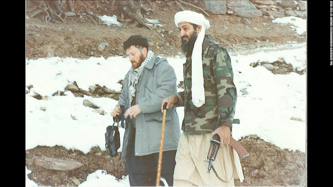 Syrian-born ideologue Abu Musab al-Suri was an ally in jihad with bin Laden who once ran training camps inside Afghanistan.
