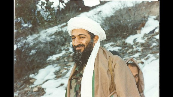 At Tora Bora, bin Laden was surrounded by bodyguards, loyal followers and family members.