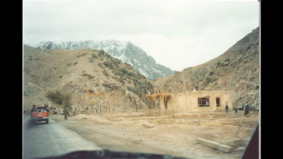 The journey from Jalalabad to Tora Bora was a perilous and bumpy ride past armed checkpoints. In al Qaeda