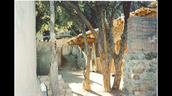 In Tora Bora, the living conditions were medieval. The only light at night was from the moon and gas lanterns.