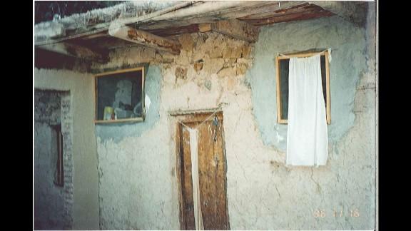 Bin Laden had a two-bedroom house at Tora Bora.