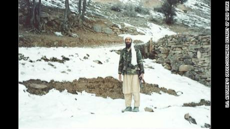 Bin ladin ater i afghanistan