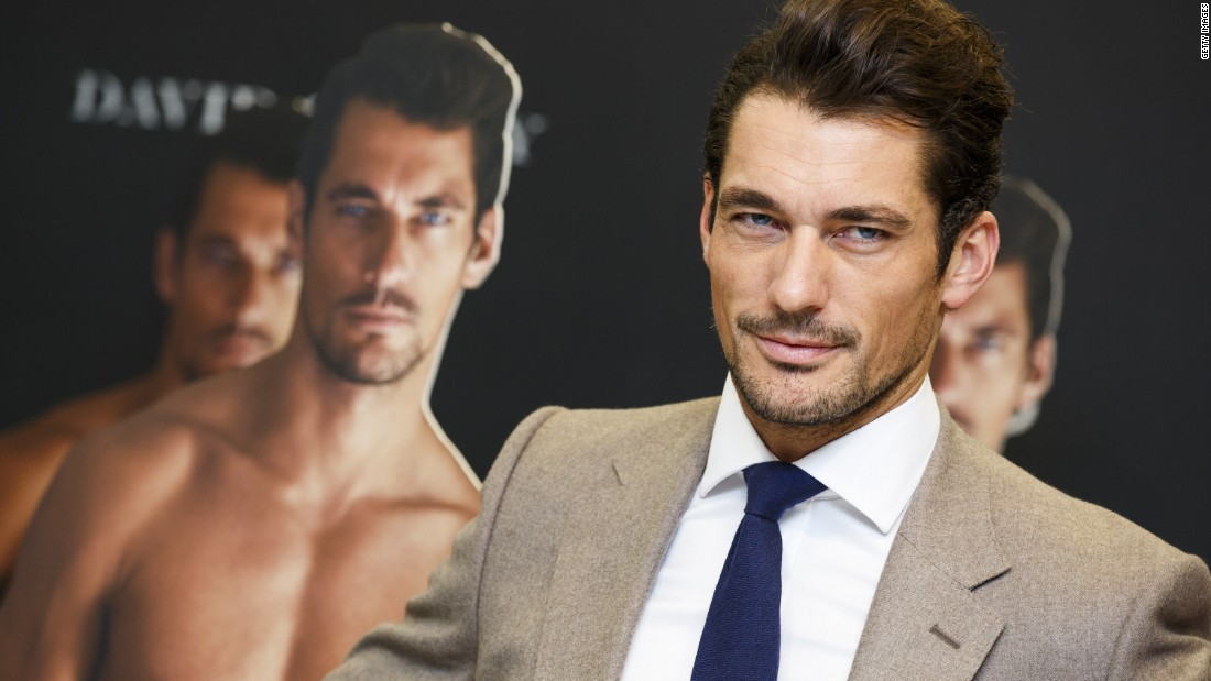 Let's start with an obvious one: David Gandy, a supermodel who you've seen in Dolce & Gabana campaigns. He's also one of the industry's top-paid faces: Ridiculously good-looking <em>and </em>ridiculously<em> </em>rich.