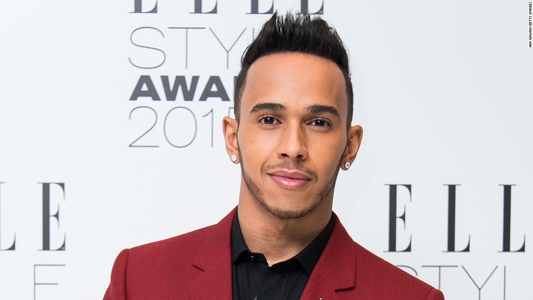 Is world champion Lewis Hamilton the most fashionable driver in Formula One?