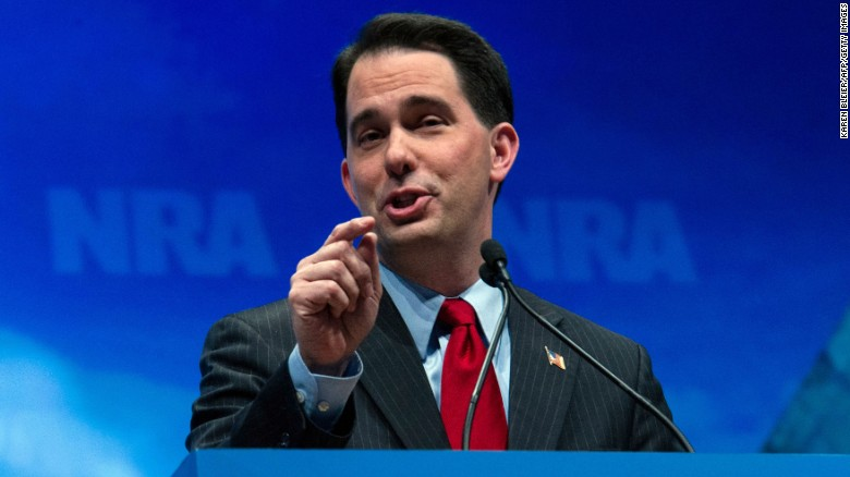 Get to know Gov. Scott Walker in less than two minutes