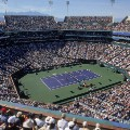 Serena Indian Wells crowd