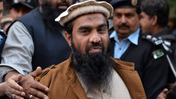 Zaki-ur-Rehman Lakhvi was released early Friday
