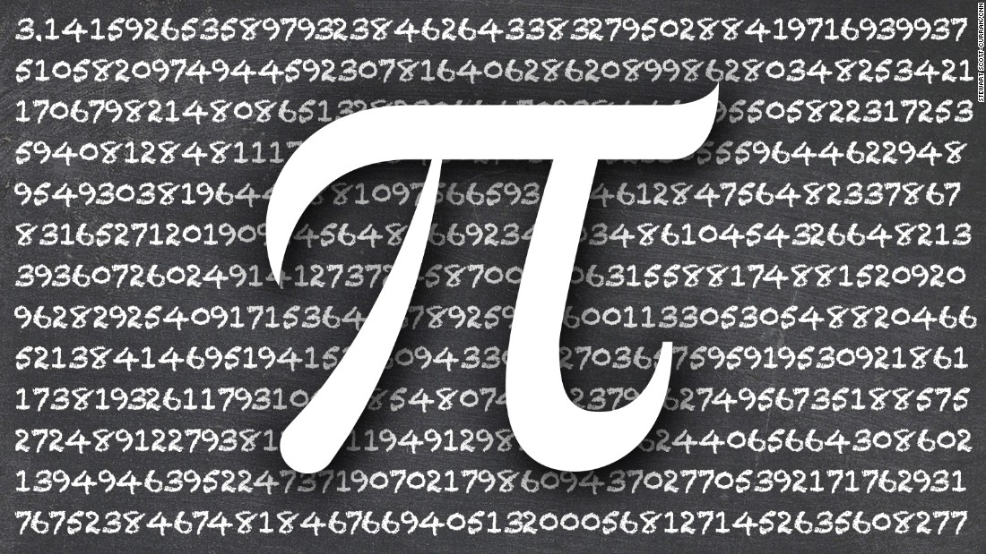 Pi Day: Here's Pi -- to the 10,000th digit - CNN