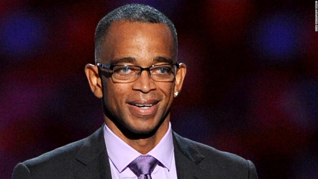 "<a href=""http://www.cnn.com/2015/01/04/us/stuart-scott-remembered/index.html"" target=""_blank"">Stuart Scott,</a> a veteran anchor on ESPN, died January 4 after a seven-year battle with cancer. He was 49."