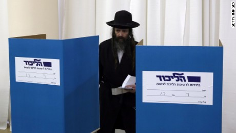 Israeli elections explained