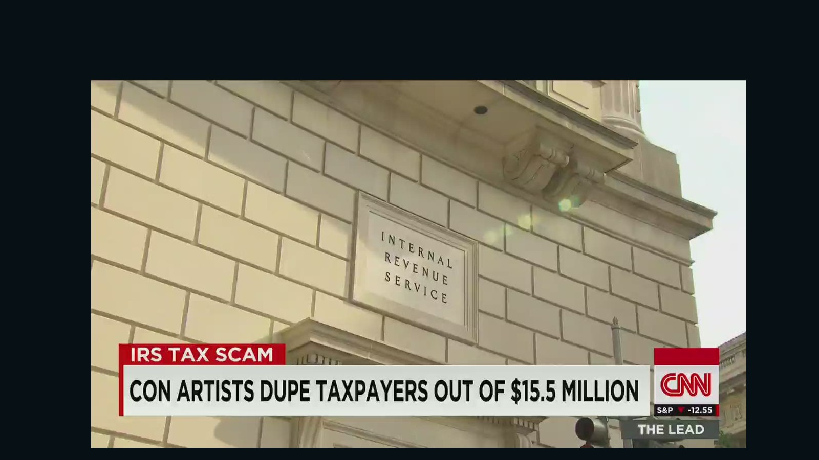 Irs Scam Costing Victims 15 Million Cnn Scama Engine Wiring Harness