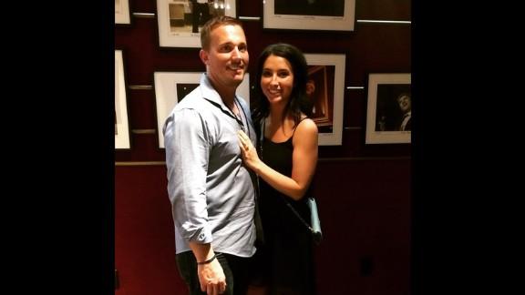 Dakota Meyer announced his engagement to Bristol Palin, Palin