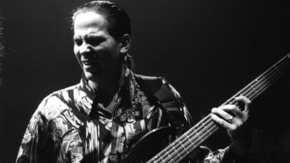 For more than two decades, bassist Mike Porcaro was a rock star with the band Toto, playing venues around the world. Porcaro died after a battle with Lou Gehrig
