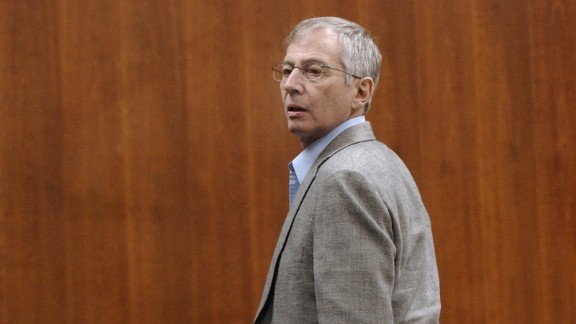Durst appears in a Galveston, Texas, courtroom for an unrelated case in 2003. Durst admitted then that he had killed and dismembered Morris Black, a neighbor in Galveston, but he argued he