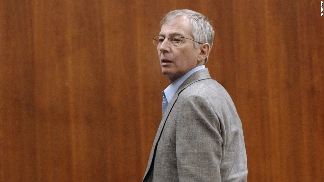 Durst appears in a Galveston, Texas, courtroom for an unrelated case in 2003. Durst admitted then that he had killed and dismembered Morris Black, a neighbor in Galveston, but he argued he'd shot Black in self-defense during a struggle. A jury found Durst not guilty, but he remained in jail for a time because of a bail jumping charge.