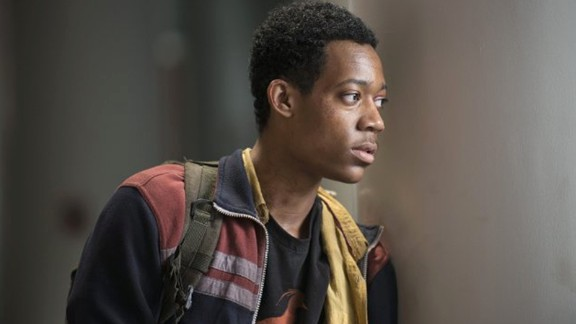 "Noah (Tyler James Williams) was introduced on the fifth season, but his stay on ""The Walking Dead"" wasn"