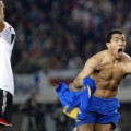 carlos tevez chicken dance