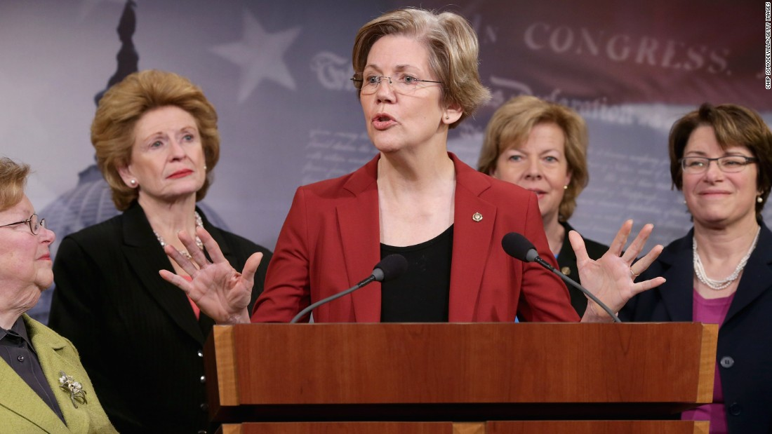 Elizabeth Warren strikes back against Obama on trade