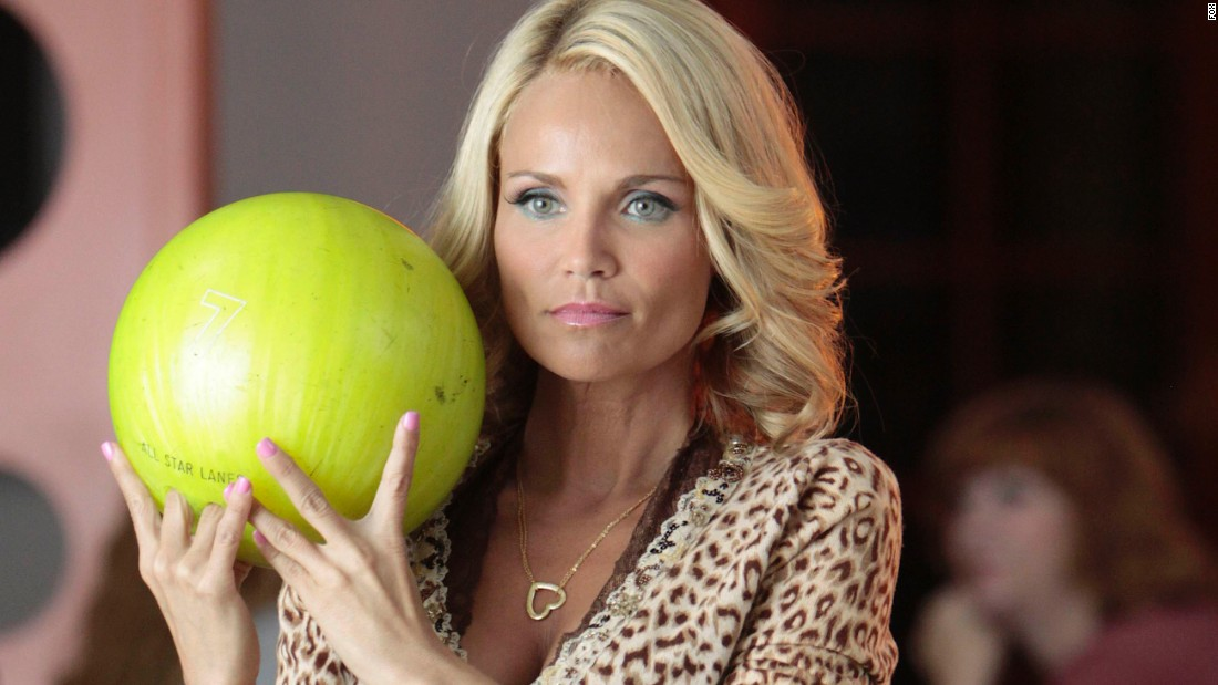Kristin Chenoweth guest starred several times as an old troublemaking friend of Schuester's.